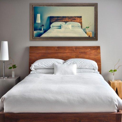 Bed Frame Restoration image by Benoit Daoust (via Shutterstock).