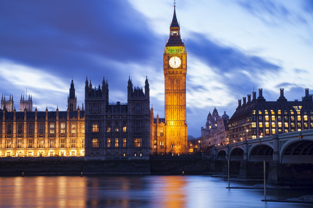 Paint Stripping Big Ben image by Ioan Panaite (via Shutterstock).