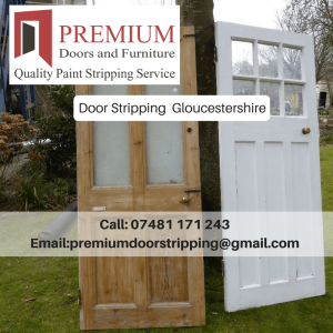 Furniture Door Stripping Gloucestershire Premium Door Stripping