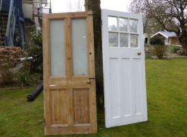 stripped internal doors