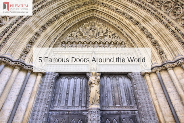 5 Famous Doors Around the World