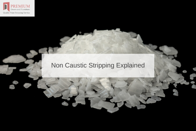 Non Caustic Stripping Explained
