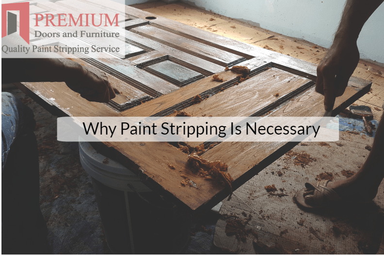 paint stripping